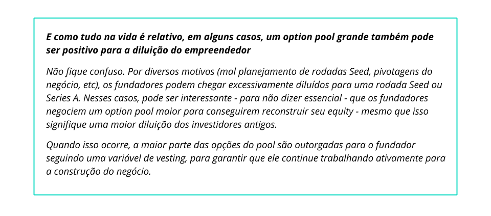 option pool